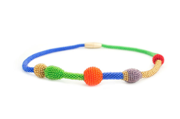 Fridi short necklace