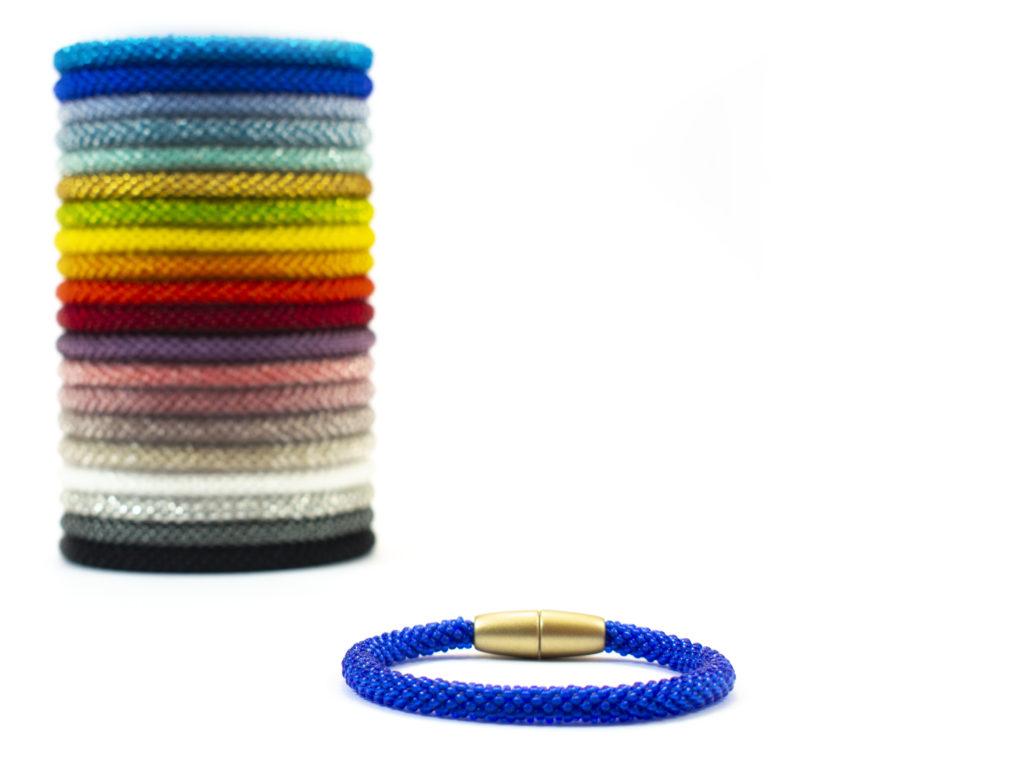 svelte glasperlen armband