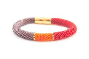 Trinity Tricolore Armband